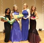 Kristyn Gary named Miss Southeastern 2017
