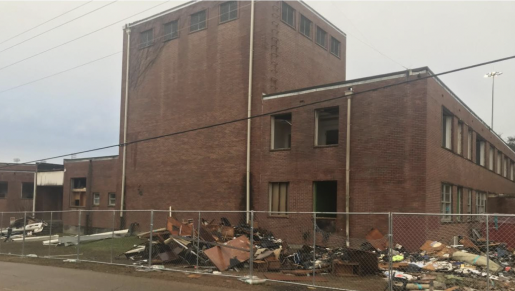Fire incident reported in Dunbar Hall