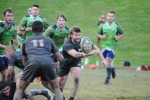 Rugby Season Cut Short