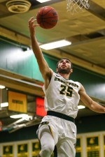 Men's basketball shoots for SUNYAC Championship title