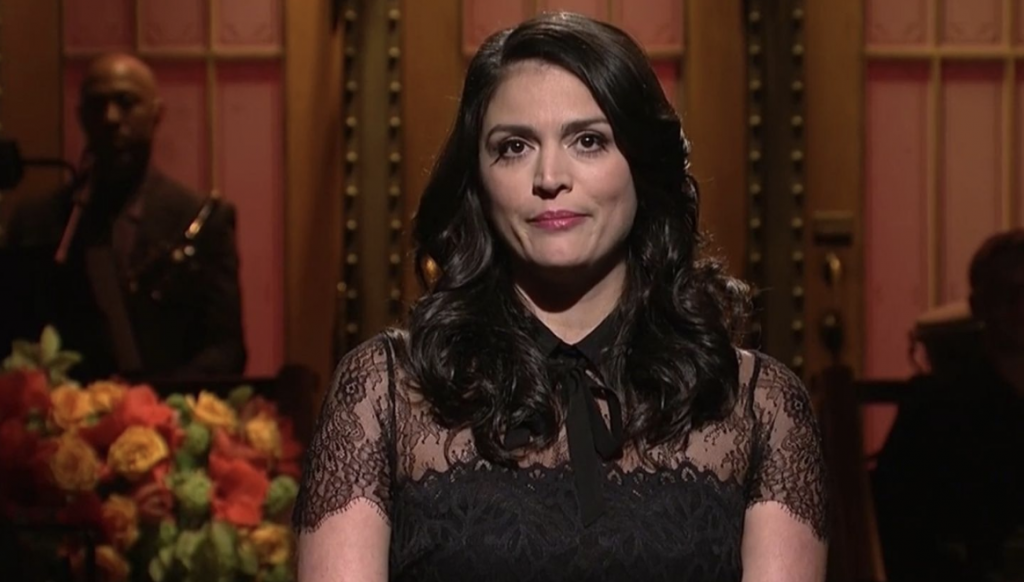 SNL's Cecily Strong and her impersonations are set to headline USF's Comedy Round Up show
