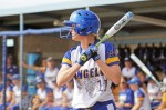 Belles hit homerun; Rams strike out