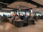 Dining hall and food court get major upgrade