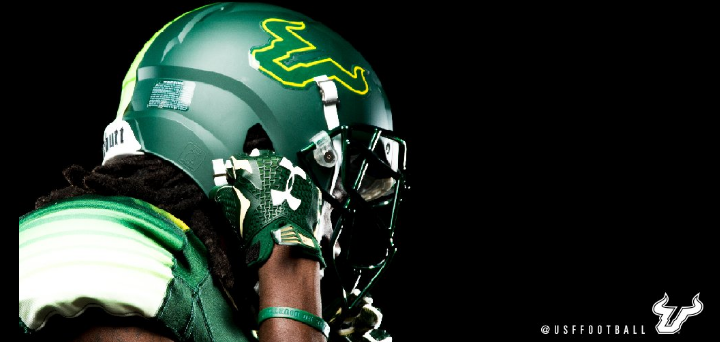 USF reveals new uniforms for opening game