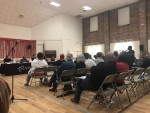Public safety complex town hall attracts crowd