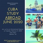 Is Cuba, South Africa in your future?