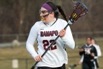 Women's Lacrosse Team Can't Return to Winning Form After Dominating 16-2 Win Over Centenary
