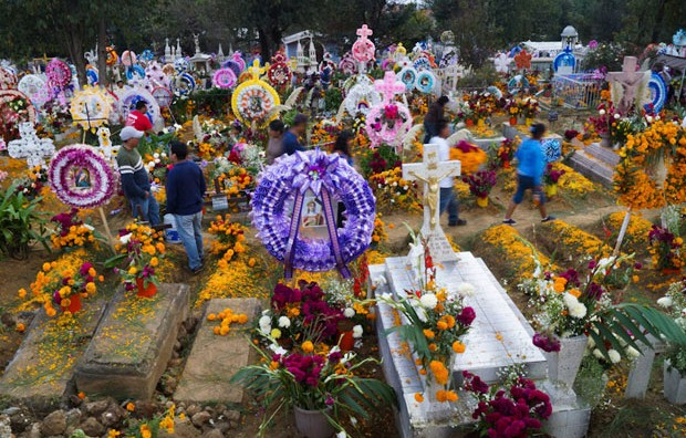 El Día De Los Muertos In Guatemala And Mexico   oucampus