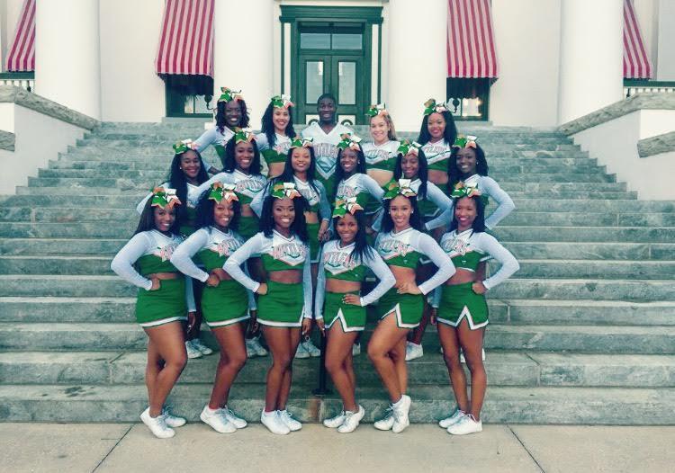 FAMU Cheerleading Tryouts