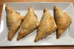 Recipe of the Week: Cheesy Mushroom Hand Pies