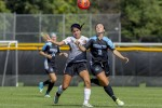Women's soccer falls to Montclair in close game
