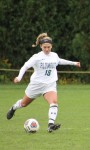 Women's Soccer Nipped by UMass Boston