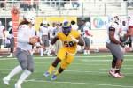 Rams destroy OPSU in last three quarters