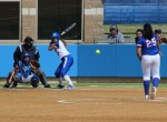 Softball sweeps defeat for  Lubbock Christian