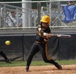 Softball tastes victory at Alcorn, defeat at Nicholls