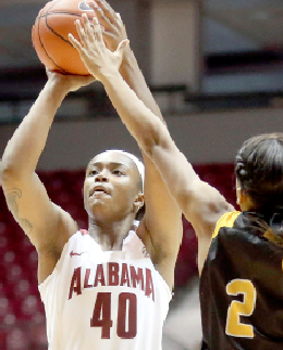Boyd earns SWAC honors as GSU falls short to Crimson Tide