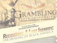 'Recovering A Lost Identity: The Healing  of Black America' event to begin Friday