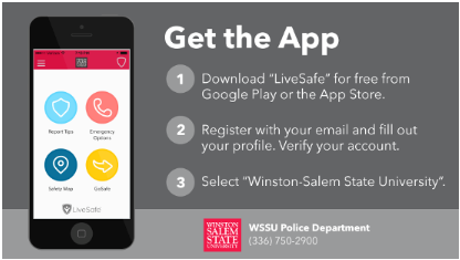 New app aims to bridge gap among WSSU community, police