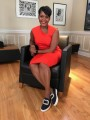Mayor of Atlanta and Florida A&M Alumna Keisha Lance Bottoms, speaks at convocation