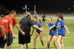 Kickball tournament kicks-off homecoming week