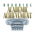 Dillard students recognized for top grades at Honors Convocation in March