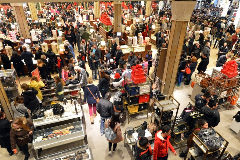 Black Friday tips for cyber-shoppers as discount season kicks off