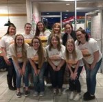 Delta Zeta Sponsors Hamburgers for Hearing