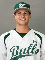 USF pitcher drafted in first round