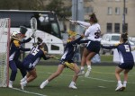 Titans drop two at home in women's lacrosse