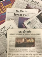 Consolidate the campuses, not the publications
