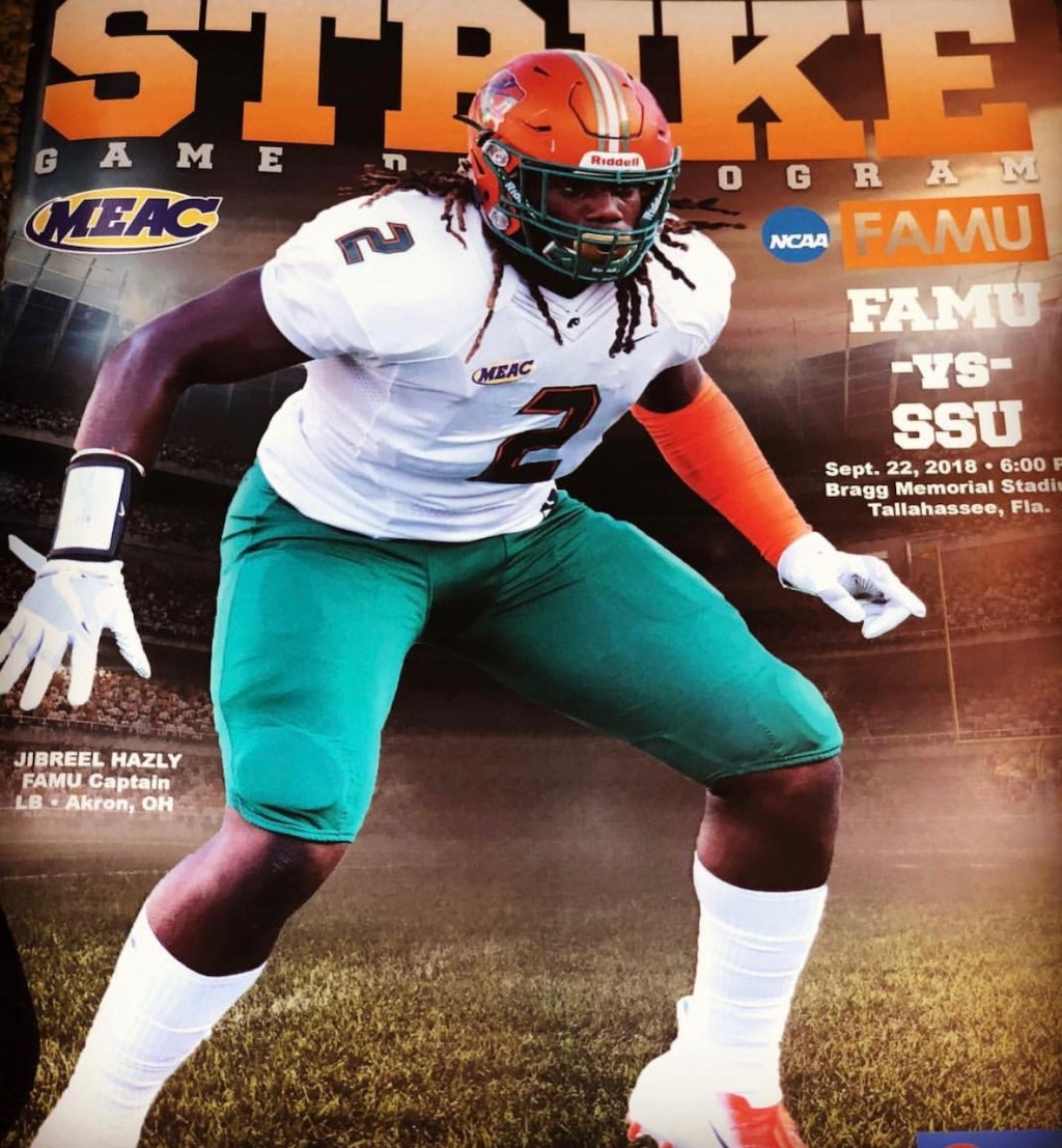 Hazly Also Tackled The Books Now He S Set To Walk Thefamuanonline