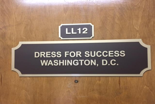 Dressing  Women for Success in Nation's Capital