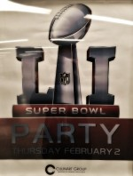 Fun-Filled Super Bowl Party Happening at the College