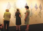 Greta Songe reception at Iowa Hall Gallery