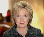 Hillary Clinton: up close