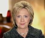 Hillary Clinton: up close