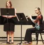 Annual graduate Chamber Recital presents 'Earth, Wind and Jesse'