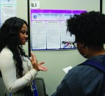 STEM, English students big winners in Undergraduate Research Week Competition