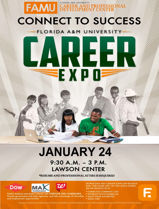 FAMU's annual Career Fair coming up