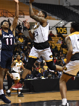 Turnovers doom men's basketball against JSU