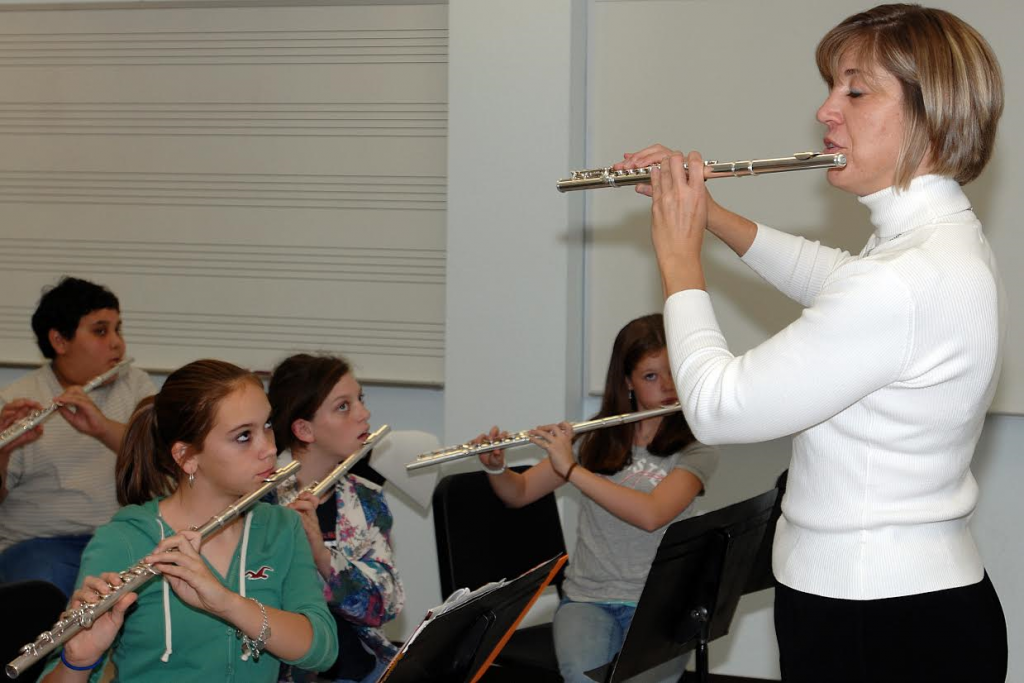 Musical masters, enthusiasts invited to annual Flute Day