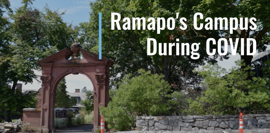 A look into Ramapo's campus upon reopening