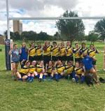 Rambelle Rugby wrecks Tech