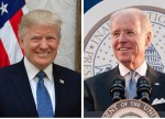 Biden or Trump -- choice divides students, too