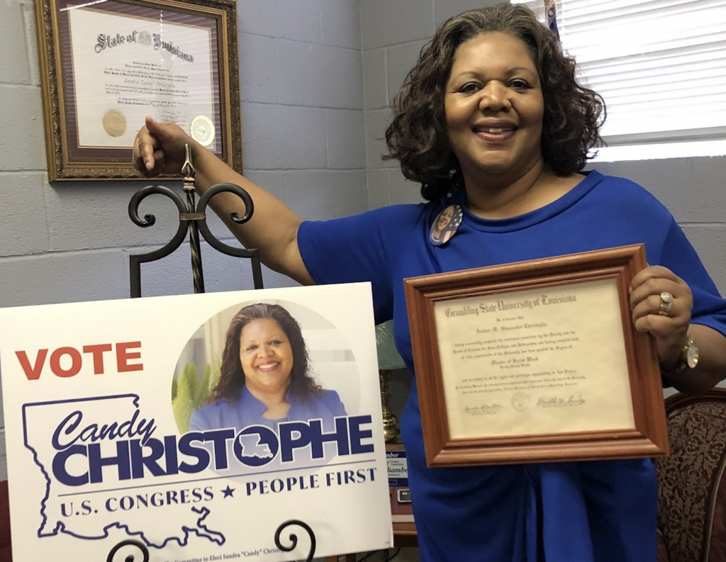 Grambling alum Christophe gets second shot at Congressional seat