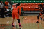 Lady Rattlers go cold in the second half, lose to Morgan State