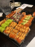 Sushi X features high quality, all-you-can-eat sushi