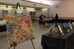 Visual Arts Society showcases student artwork