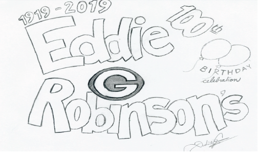SHAFFER: Eddie Rob's 100th birthday