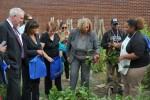 Metro Brief: Eastern High students combat food desert with teaching garden